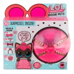 L.O.L. Surprise! Biggie Pets Spicy Kitty